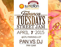 Tabanca Tuesdays