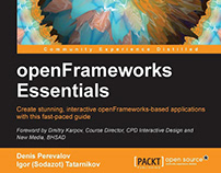 openFrameworks Essentials book