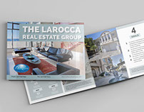 Real Estate Book Design for LaRocca Real Estate Group