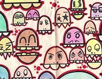 Moleskine sketches 2015