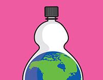 Plastmass planet
