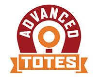 Advanced Totes Logo Development