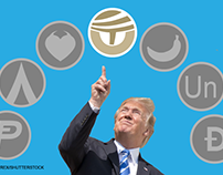 TrumpCoin illustration