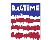 Ragtime The Musical Poster