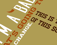 Motion Typography   Trainspotting