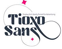 Tioxo Sans Font