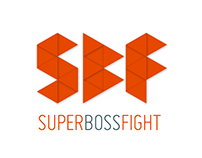 Super Boss Fight • Branding & Landing Page