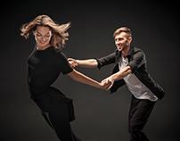 Jakub Jakoubek (CHE) & Emeline Rochefeuille (FRA)