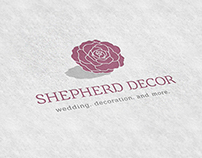 Shepherd Decor | logo design
