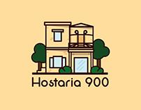 Restaurant Hostaria 900 - Rebranding