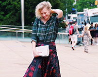 MBF Trend Consulting: NYFW SS15- Street Style