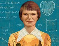 Julia Robinson portrait Science News Magazine