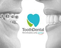 Identidad gráfica / ToothDental