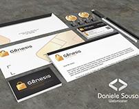 Identidade Visual da Gênesis Certificado Digital