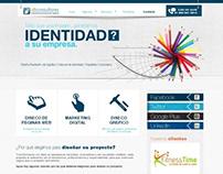 Sitio Web - idt consultores - diseño