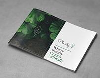A5 Decorative Plants Brochure