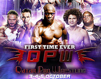 QPW The Beginning 2013 Official Poster