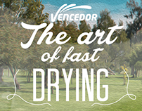 The art of fast drying