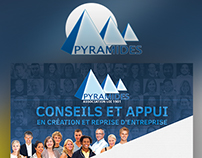 [Flyer] Association Pyramides : Helps business creation