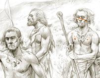 Prehistoric southern art