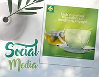 Social Media - The Whistling Kettle