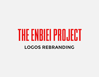 THE ENBIEI PROJECT —Logos Rebranding