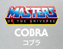 MOTU custom : Space adventure Cobra
