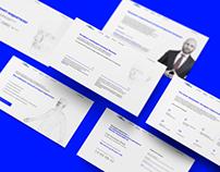 Internet marketer — landing page for the workshop