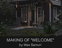 """Making of """"Welcome"""""""