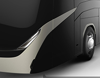 Thesis 2013 - Intercity Premium Luxury bus, India 2023