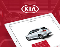 KIA - Sales Support App