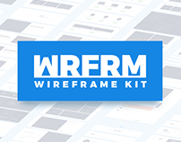 WRFRM – Wireframe Kit