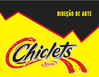 Campanha: Chiclets {direção de arte}