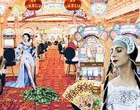 Les mirages des casinos
