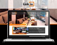 Website - Empreendimento Link.in