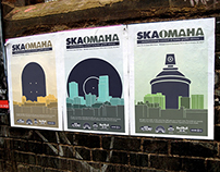 SKA Omaha Event Posters
