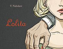 Lolita - book cover