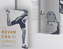 Editorial Booklet / Uruguay Olympics