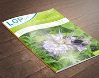 LOP Landwirtschaft ohne Pflug – Fachmagazin Cover