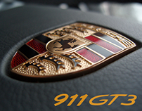 Diseño Porsche 911 GT3