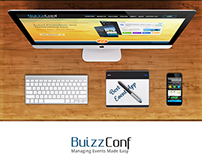 Buizzconf - Managing Event Made Easy