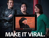 Creative Cloud Make it Campaign