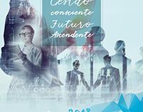 Capa para Agenda 2018 Faculdade IBS