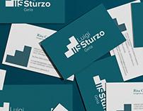 IIS Luigi Sturzo - Identità Visiva