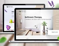 Bathroom Therapy Website