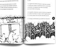 La vida en blanco - Ilustraciones