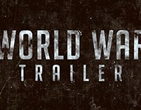 World War Trailer - After Effects Project