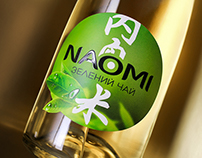 Naomi wine (green tea)