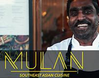 Mulan Restaurant. Southeast Asian Cuisine. Auckland