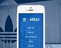 Adidas iBeacon App